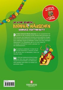 Die Kleine Schnecke Monika Häuschen: Monikas Gartenparty - Das L