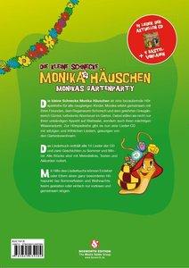 Die Kleine Schnecke Monika Häuschen: Monikas Gartenparty - Das L
