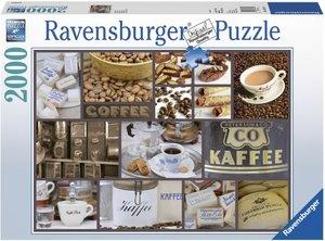 Kaffeepause. Puzzle 2000 Teile