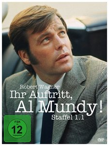 Ihr Auftritt,Al Mundy!-Staffel 1.1 (3dvd)