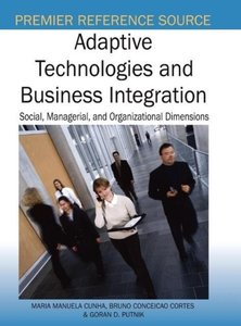 Adaptive Technologies and Business Integration: Social, Manageri
