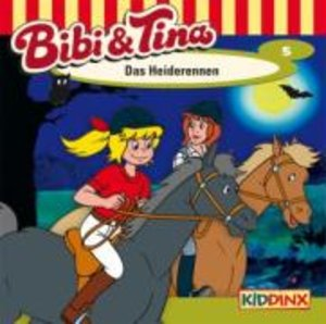 Bibi und Tina 05. Das Heiderennen