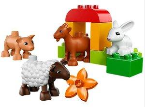 LEGO® Duplo 10522 - Bauernhof-Tiere