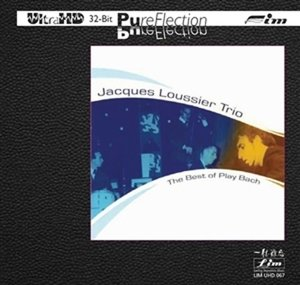 The Best Of Play Bach-UHD-CD