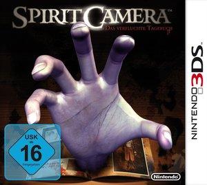 Spirit Camera. Nintendo 3DS