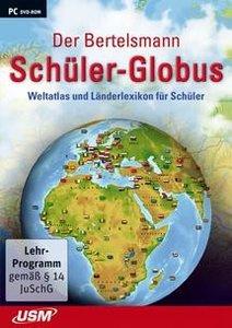Der Bertelsmann Schüler-Globus - Weltatlas und Länderlexikon für