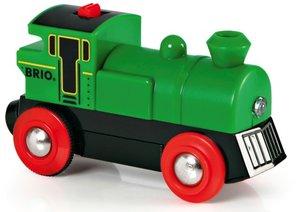 Brio 33595 - Speedy Green Batterielok