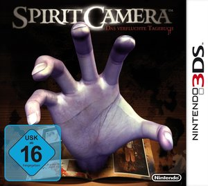 Spirit Camera. Nintendo 3DS