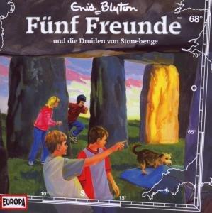 068/und die Druiden von Stonehenge