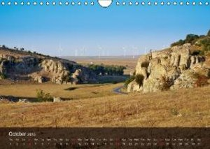 Did someone say Dobrogea? (Wall Calendar 2015 DIN A4 Landscape)