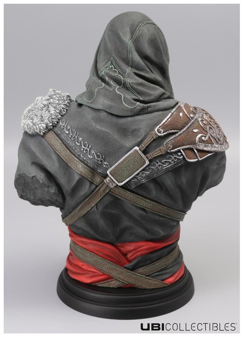 Assassins Creed Revelations - Ezio Mentor Büste - Legacy Collect - zum Schließen ins Bild klicken