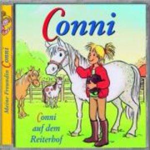 Conni auf dem Reiterhof.CD