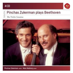 Pinchas Zukerman plays Beethoven Violin Sonatas