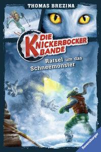 Die Knickerbocker-Bande 01. Rätsel um das Schneemonster