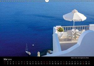 Die Kykladen (Wandkalender 2016 DIN A3 quer)