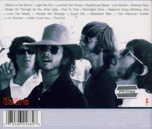 Best Of The Doors,The(1 CD)