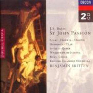 Johannes-Passion (GA-Englisch)