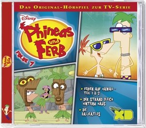 Phineas & Ferb TV Serie Folge 7