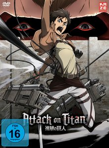 Attack on Titan - DVD 1