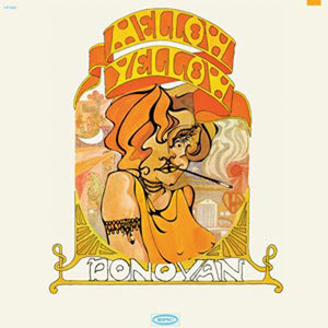 Mellow Yellow 180gr Vinyl