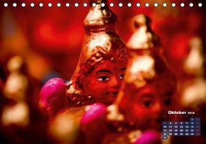 Indiens Götter (Tischkalender 2016 DIN A5 quer)