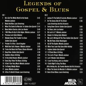 The Legend Of Gospel & Blues 2