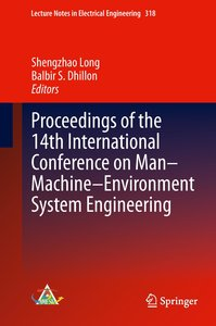 Proceedings of the 14th International Conference on Man-Machine-