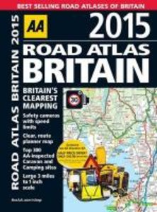 Road Atlas Britain 2015 (Spiral A4)