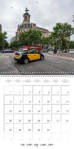 Emotional Moments: Barcelona - Metropolis (Wall Calendar 2015 30
