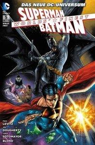 Worlds' Finest: Batman & Superman