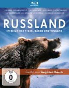 Russland-Im Reich der Tiger,Bären und Vukane