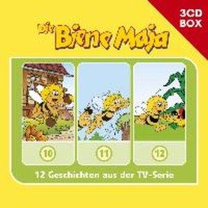 Die Biene Maja - 3-CD Hörspielbox Vol. 4