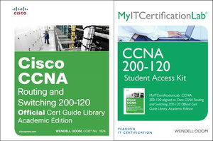 Cisco CCNA Routing and Switching 200-120 Acad Ed, MyITCertificat