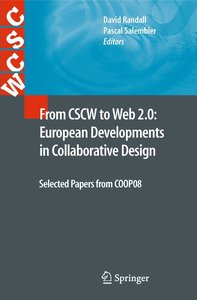 From CSCW to Web 2.0: European Developments in Collaborative Des