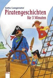 Langreuter, J: Piratengeschichten für 3 Minuten