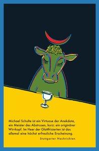 Kühe im Mondschein