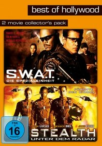 S.W.A.T. - Die Spezialeinheit / Stealth - Unter dem Radar