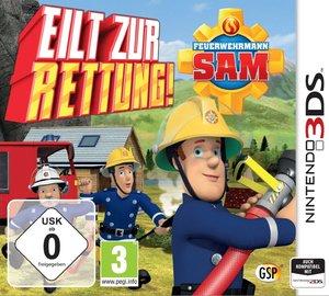 Feuerwehrmann Sam für Nintendo 3DS