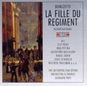 La Fille Du Regiment (GA)