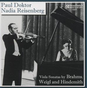 Paul Doktor und Nadia Reisenberg