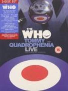 Tommy & Quadrophenia Live With Special Guests
