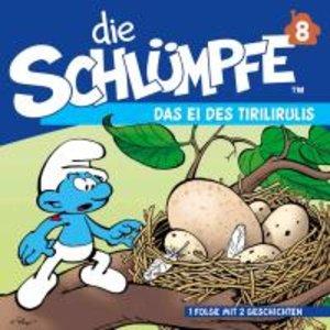 08: Das Ei Des Tirilirulis/Sparakel Und Pitipus