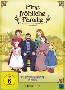 Eine fröhliche Familie - Die komplette Serie