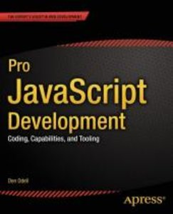 Pro JavaScript Development