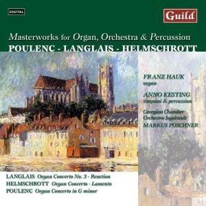 Werke Für Orgel+Orch.