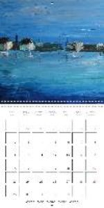 By The Sea (Wall Calendar 2015 300 × 300 mm Square)