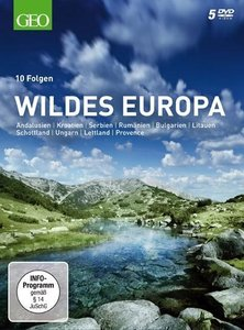 Wildes Europa-Geo Edition