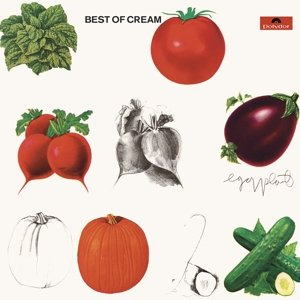 Best Of Cream (Ldt.Back To Black Vinyl)