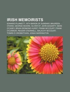 Irish memoirists