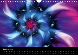 Art, g: Neonfarben (Wandkalender 2015 DIN A4 quer)